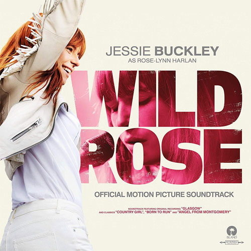 CD Cover: Wild Rose