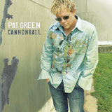 CD Cover Pat Green - Cannonball