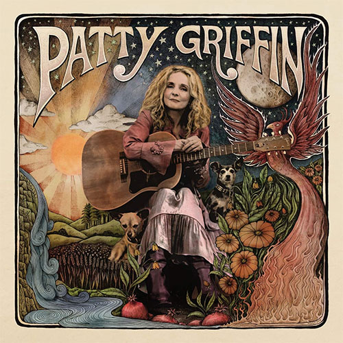CD Cover: Patty Griffin - Patty Griffin