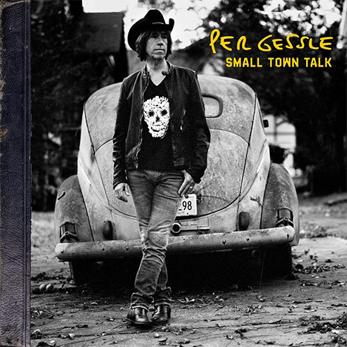 CD Cover: Per Gessle - Small Town Talk