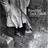 CD Cover Ramblin' Jack Eliott - A Stranger Here