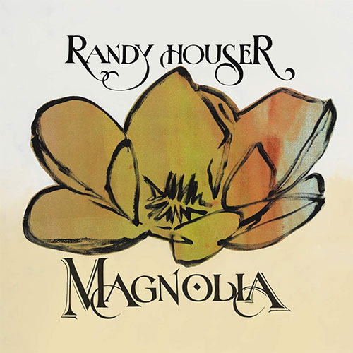 CD Cover: Randy Houser - Magnolia