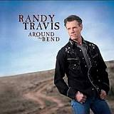 CD Cover Randy Travis - Around The Bend