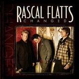 CD Cover: Rascal Flatts - Changed