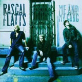 CD Cover Rascal Flatts - Me and My Gang
