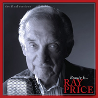 CD Cover: Ray Price - Beauty Is...