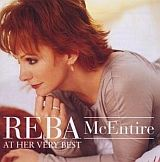 CD Cover Reba McEntire - At Her Very Best