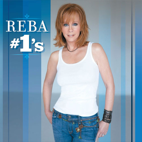 CD Cover Reba McEntire - Reba Number One's