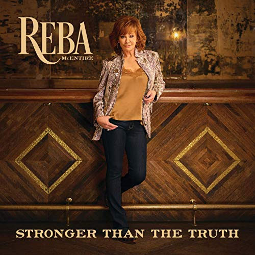 CD Cover: Reba McEntire - Stronger Than The Truth