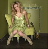 CD Cover Rhonda Vincent - All American Bluegrass Girl