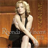 CD Cover Rhonda Vincent- Ragin' Live