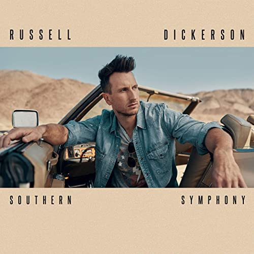 CD Cover: Russell Dickerson - Southern Symphony