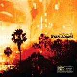 CD Cover: Ryan Adams - Ashes & Fire