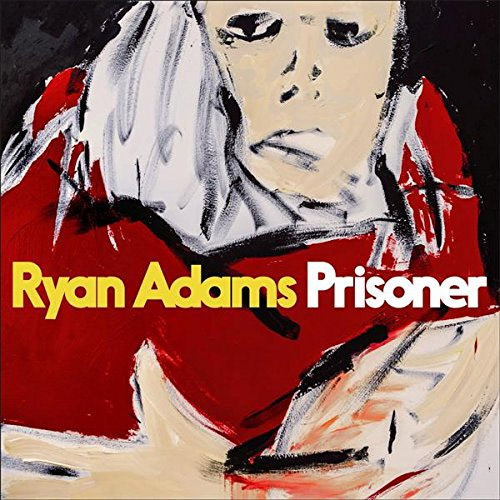 CD Cover: Ryan Adams - Prisoner