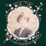 CD Cover Sandy Denny - Like an Old Fashioned Waltz