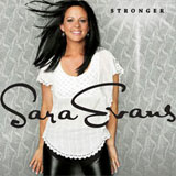 CD Cover: Sara Evans - Stronger