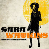 CD Cover: Sara Watkins - Sun Midnight Sun