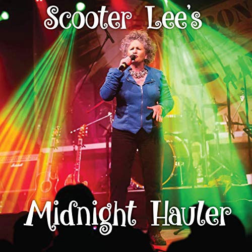 CD Cover: Scooter Lee - Midnight Hauler
