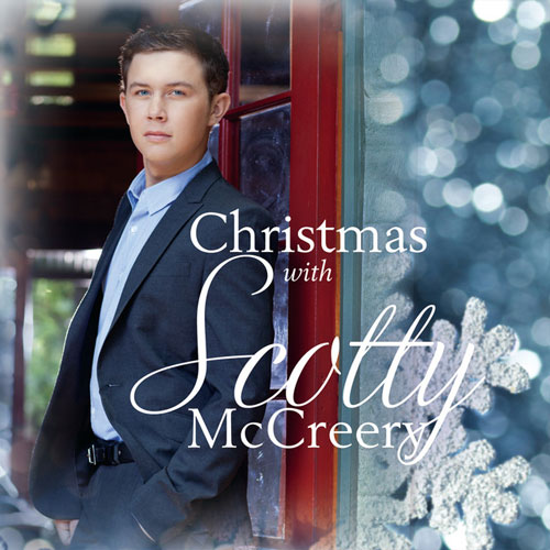 CD Cover: Scotty McCreery - Christmas with Scotty McCreery