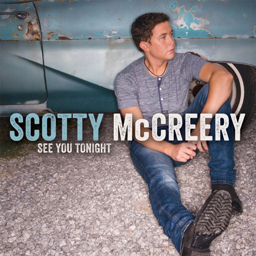 CD Cover: Scotty McCreery - See You Tonight