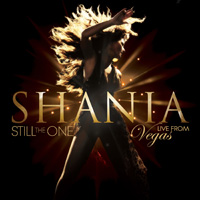 CD Cover: Shania Twain - Still the One - Live from Vegas