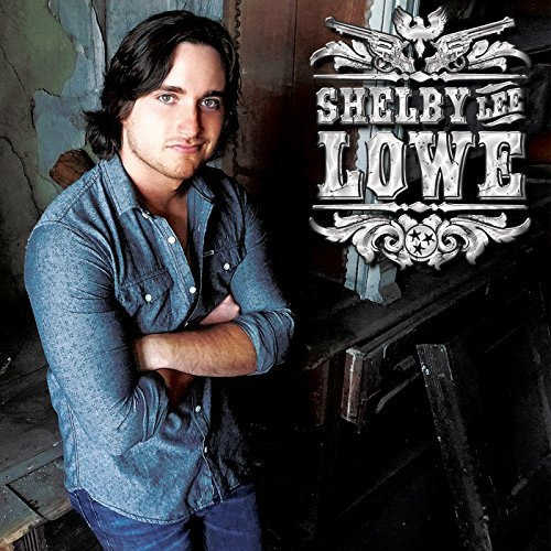 CD Cover: Shelby Lee Lowe - Shelby Lee Lowe