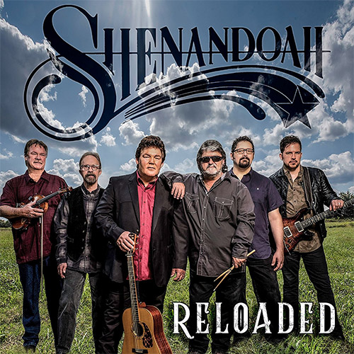 CD Cover: Shenandoah - Reloaded