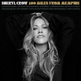 CD Cover: Sheryl Crow - 100 Miles from Memphis