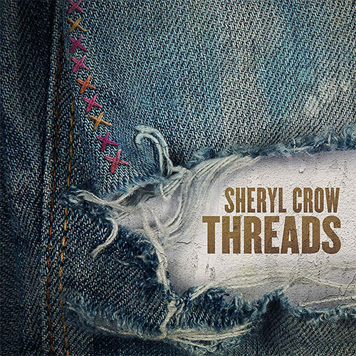 CD Cover: Sheryl Crow - Threads
