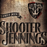 CD Cover: Shooter Jennings - Family Man
