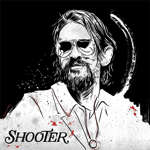 CD Cover: Shooter Jennings - Shooter