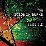 CD Cover Solomon Burke - Nashville