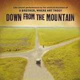 CD-Cover: Down from the Mountain