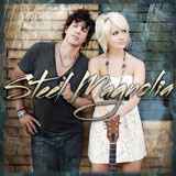CD Cover: Steel Magnolia - Steel Magnolia