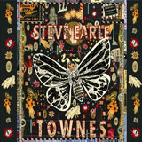 CD Cover: Steve Earle - Townes