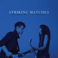 CD Cover: Striking Matches - Nothing But The Silence