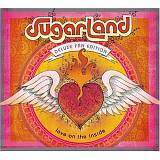 CD Cover Sugarland - Love on the Inside