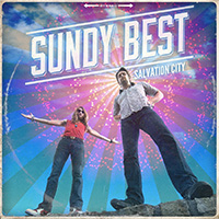 CD Cover: Sundy Best - Salvation City