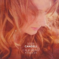 CD Cover: Suzie Candell - California Streets