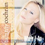 CD Cover Tammy Cochran - Where I Am