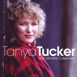 CD Cover: Tanya Tucker - The Ultimate Collection