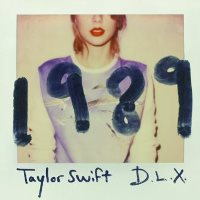 CD Cover: Taylor Swift - 1989