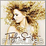 CD-Cover: Fearless von Taylor Swift