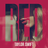 CD Cover: Taylor Swift - Red (Deluxe Edition)