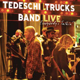 CD Cover: Tedeschi Trucks Band - Everybody's Talkin'