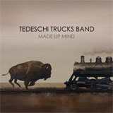 CD Cover: Tedeschi Trucks Band - Made Up Mind