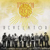 CD Cover: Tedeschi Trucks Band - Revelator