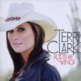 CD Cover: Terri Clark - Roots and Wings