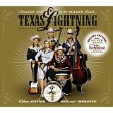 CD Cover Texas Lightning - Meanwhile Back at the Golden Ranch (Deluxe Edition)