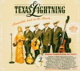 CD Cover Texas Lightning - Meanwhile, Back at the Ranch
